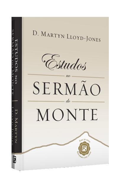 Estudos no Sermão do Monte Capa Dura