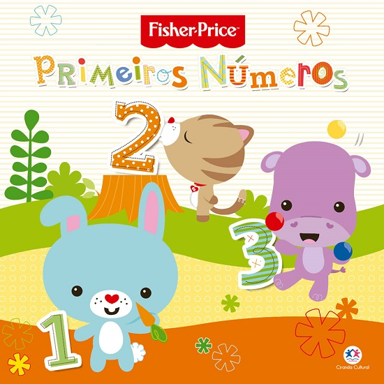 Fisher Price - Primeiros números