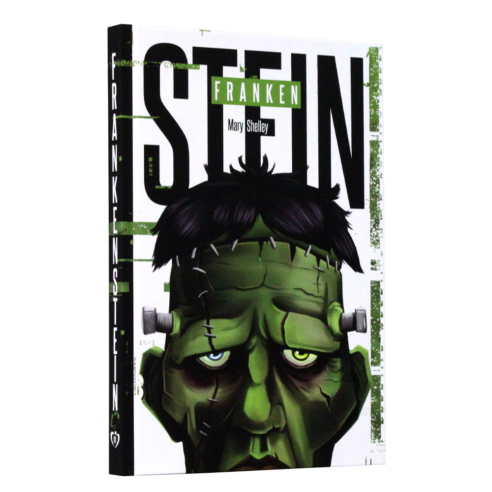 Frankenstein - Capa Dura