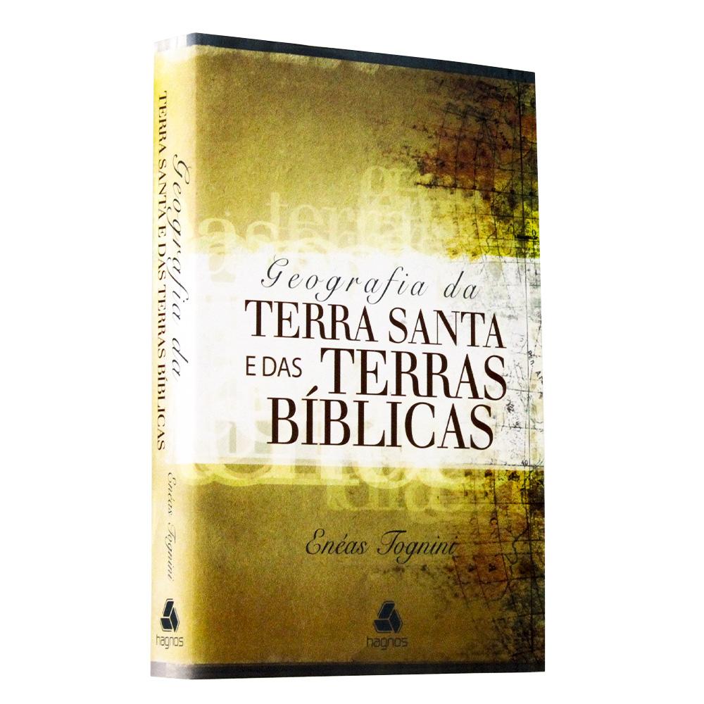 Geografia da Terra Santa e das Terras Bíblicas | Enéas Tognini