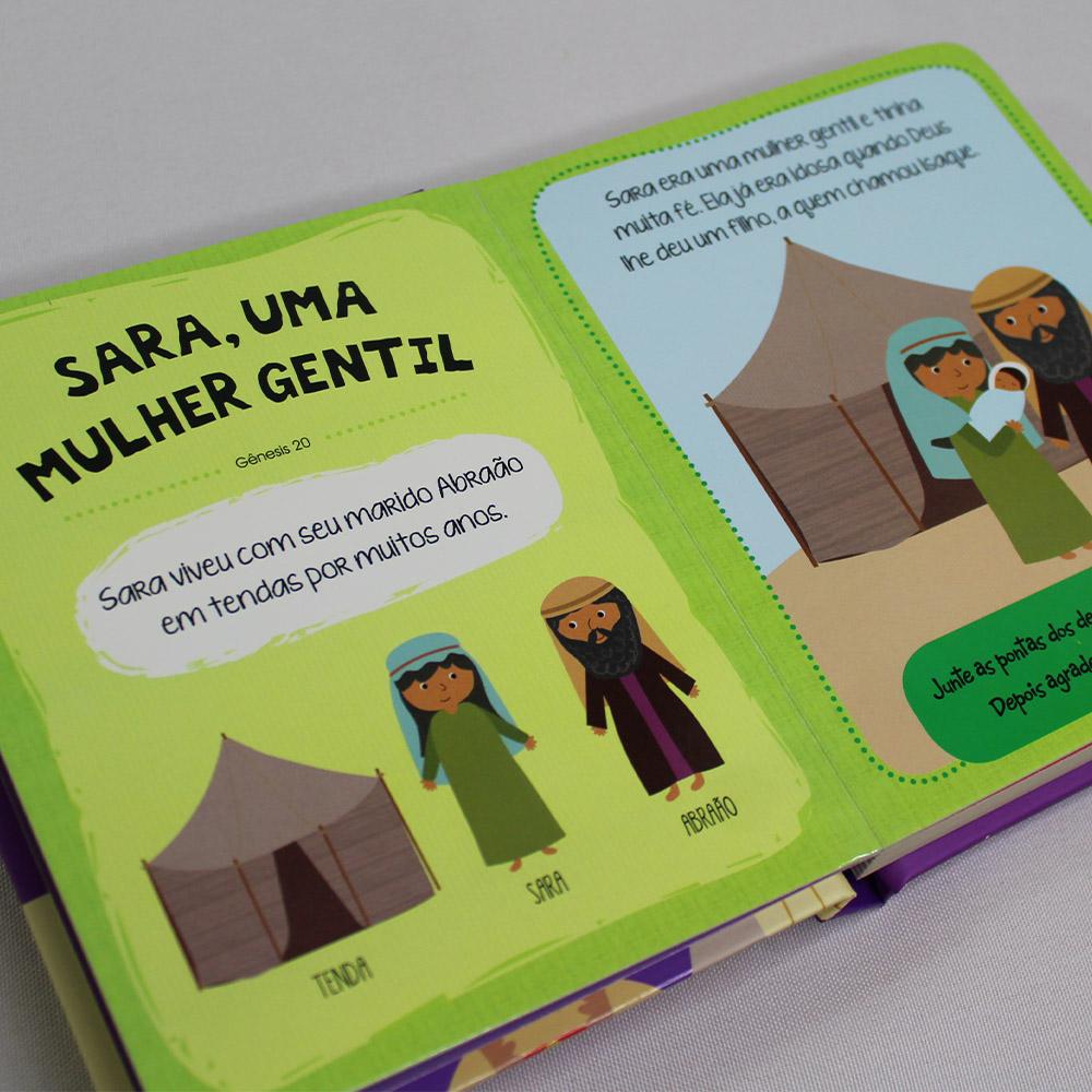 Grandes Heroínas Da Bíblia | Ciranda