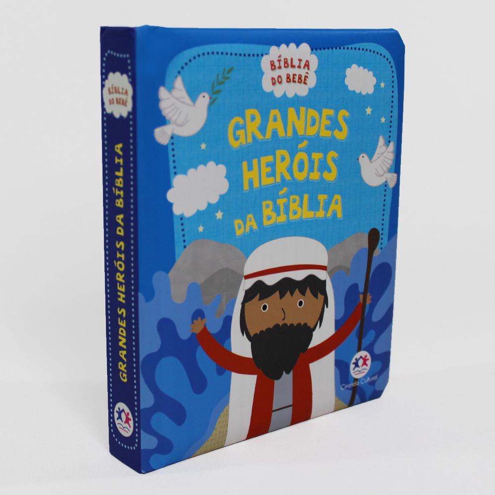 Grandes Heróis Da Bíblia | Ciranda