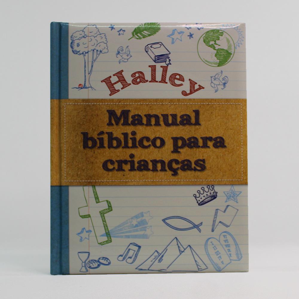 Halley | Manual Bíblico para Crianças