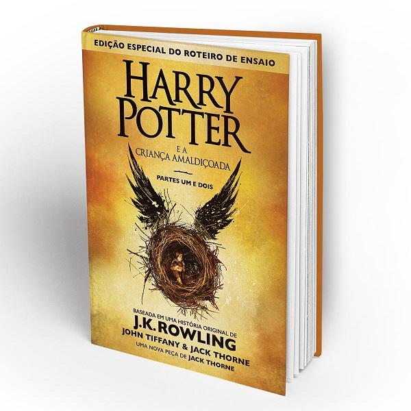 Harry Potter E A Criança Amaldiçoada | Capa Dura