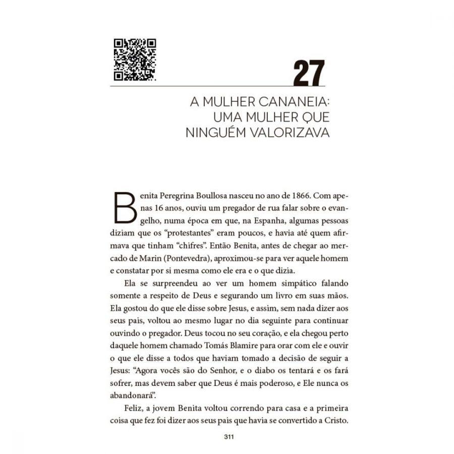 Heróis Desconhecidos da Bíblia | Jaime Fernández Garrido