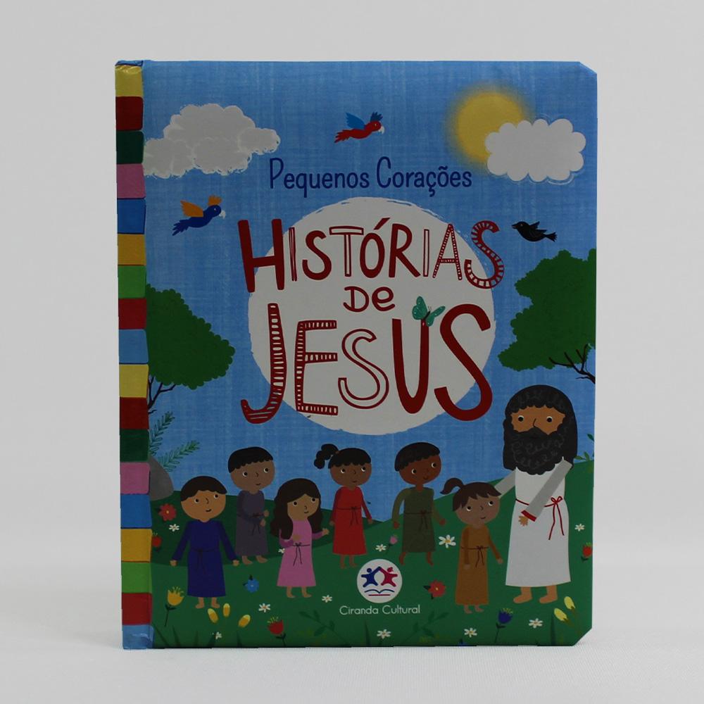 Histórias de Jesus   Ciranda