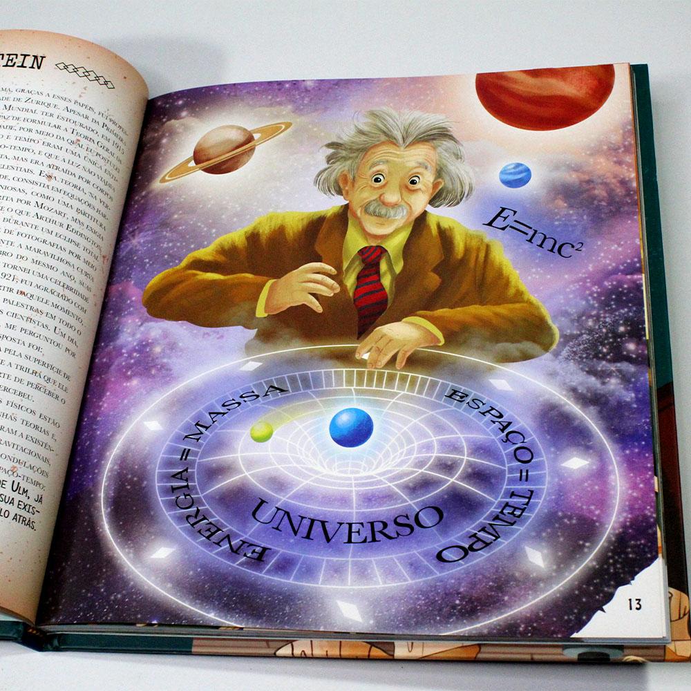 Histórias Extraordinárias   20 Mentes Extraordinárias Que Mudaram O Mundo   Todo Livro