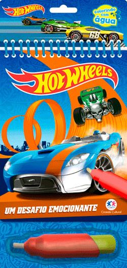 Hot Wheels - Um Desafio Emocionante