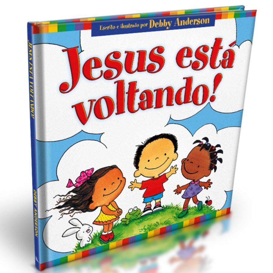 Jesus Está Voltando | Debby Anderson
