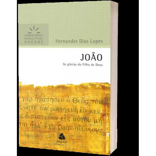 João Comentário Expositivo | Hernandes Dias Lopes