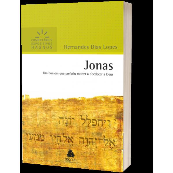 Jonas Comentário Expositivo | Hernandes Dias Lopes