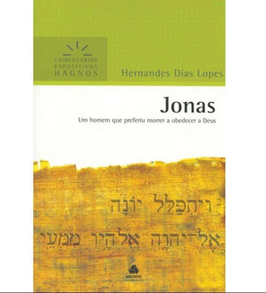 Jonas Comentário Expositivo   Hernandes Dias Lopes