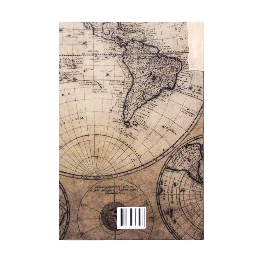 Jornada com Deus Através das Escrituras | Capa Mapa