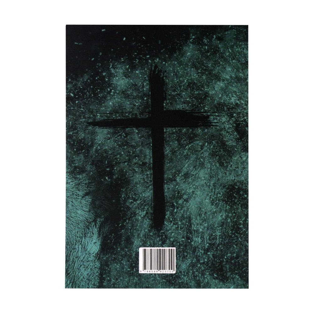 Jornada com Deus Através das Escrituras | Leão Azul | + adesivos