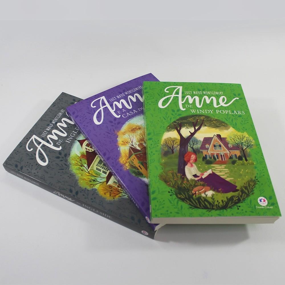 Kit 02 Anne Windy Poplars - Anne e a casa dos sonhos - Anne de Ingleside