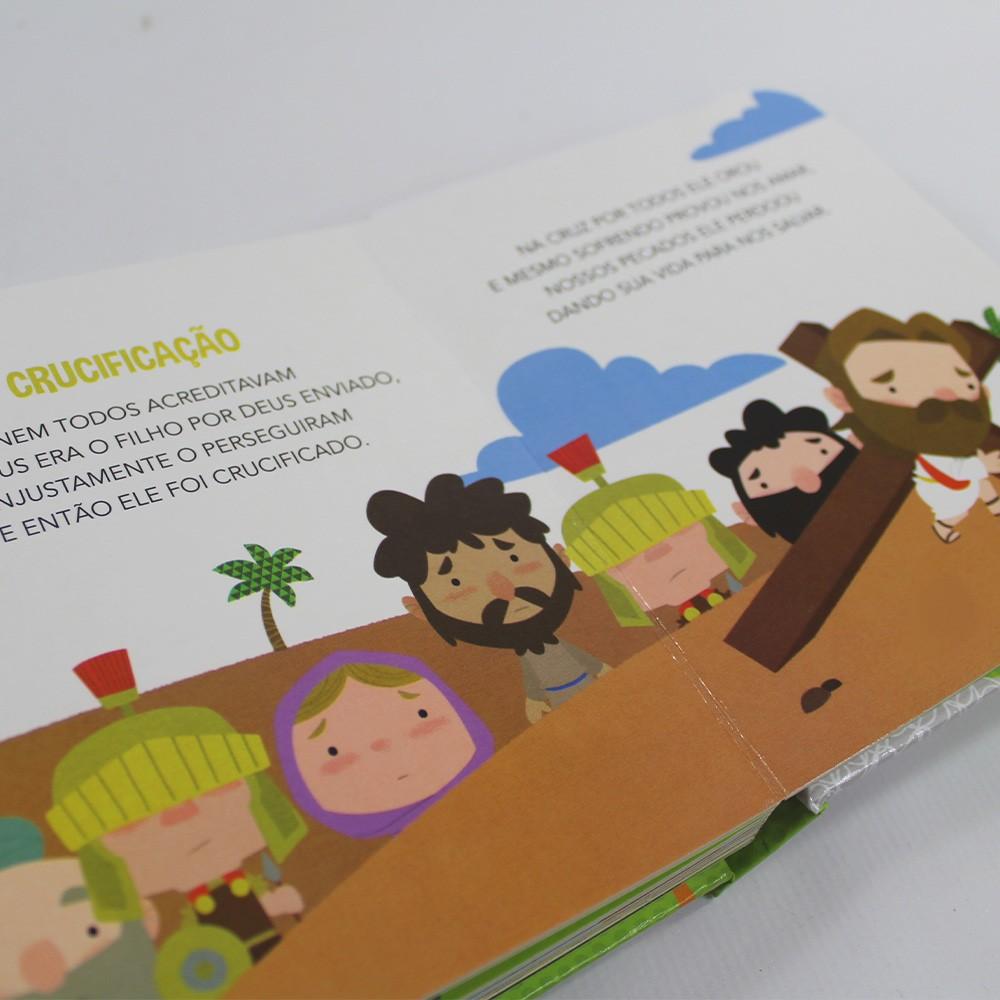 Kit 10 A Bíblia da Criança | Pé da Letra