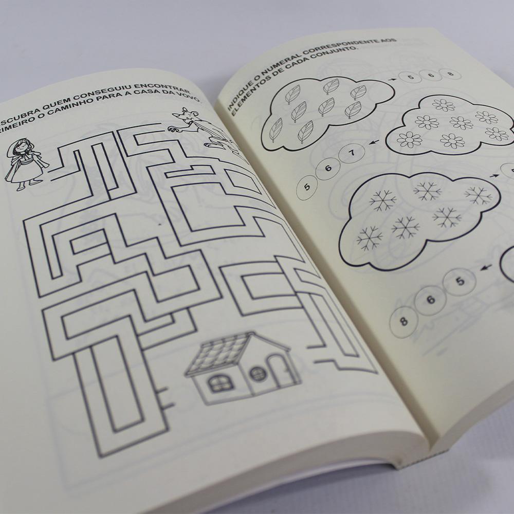 Kit 10 Livros | 365 Atividades para Meninos