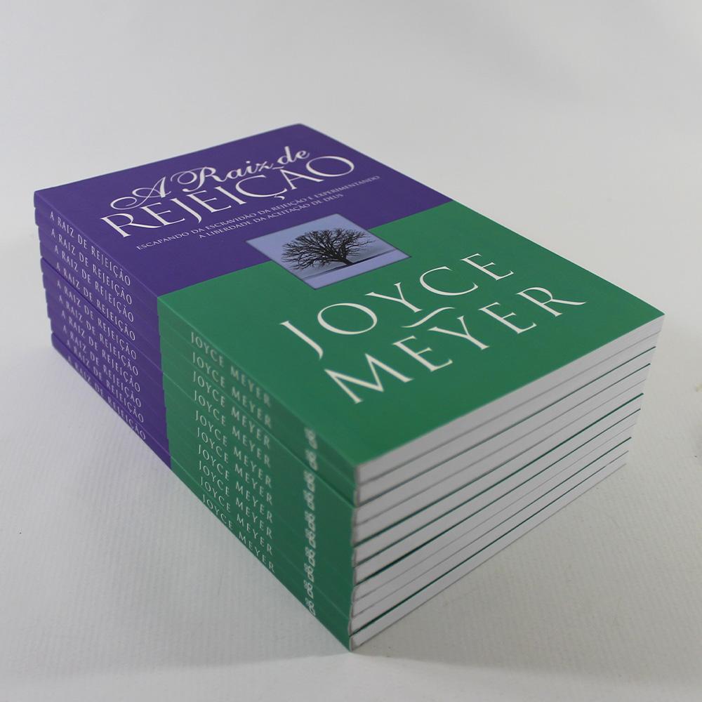 Kit 10 Livros - A Raiz de Rejeição | Joyce Meyer