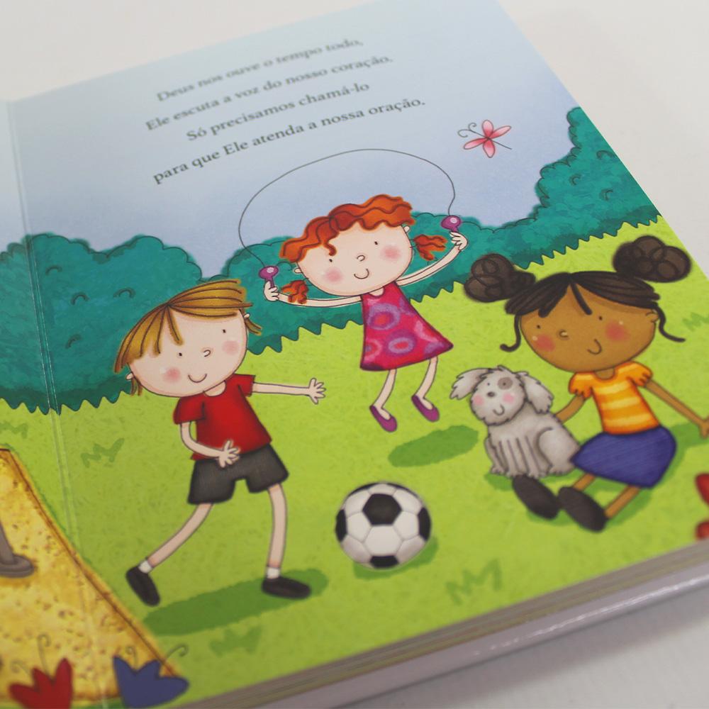 Kit 10 Orações para Crianças | Ciranda