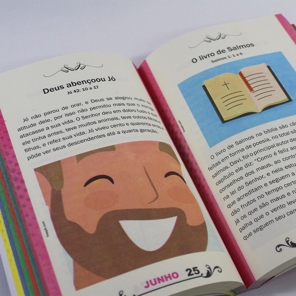 Kit 365 Histórias Bíblicas | 10 Livros