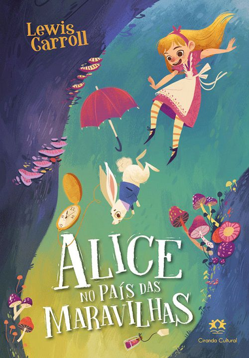 Kit Alice no País das Maravilhas   Alice através do Espelho