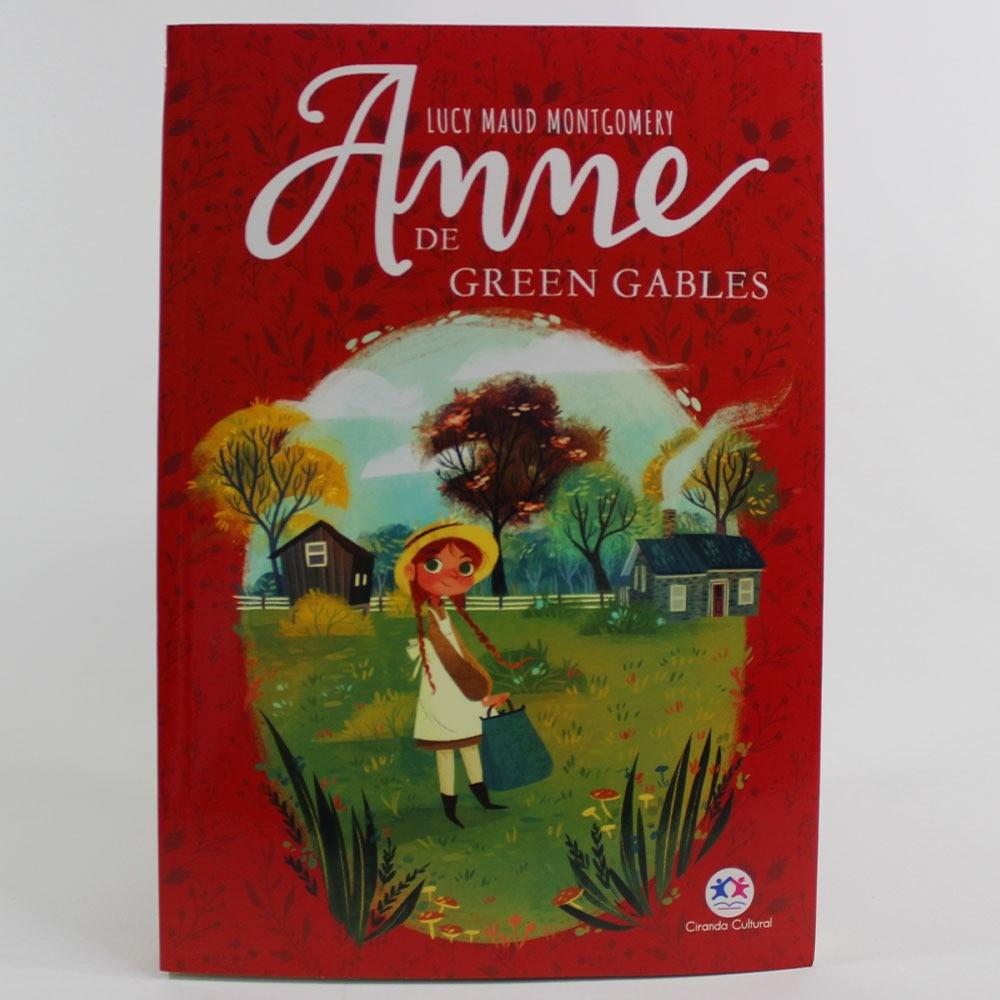 Kit Anne de cabelos Ruivos | 06 Livros