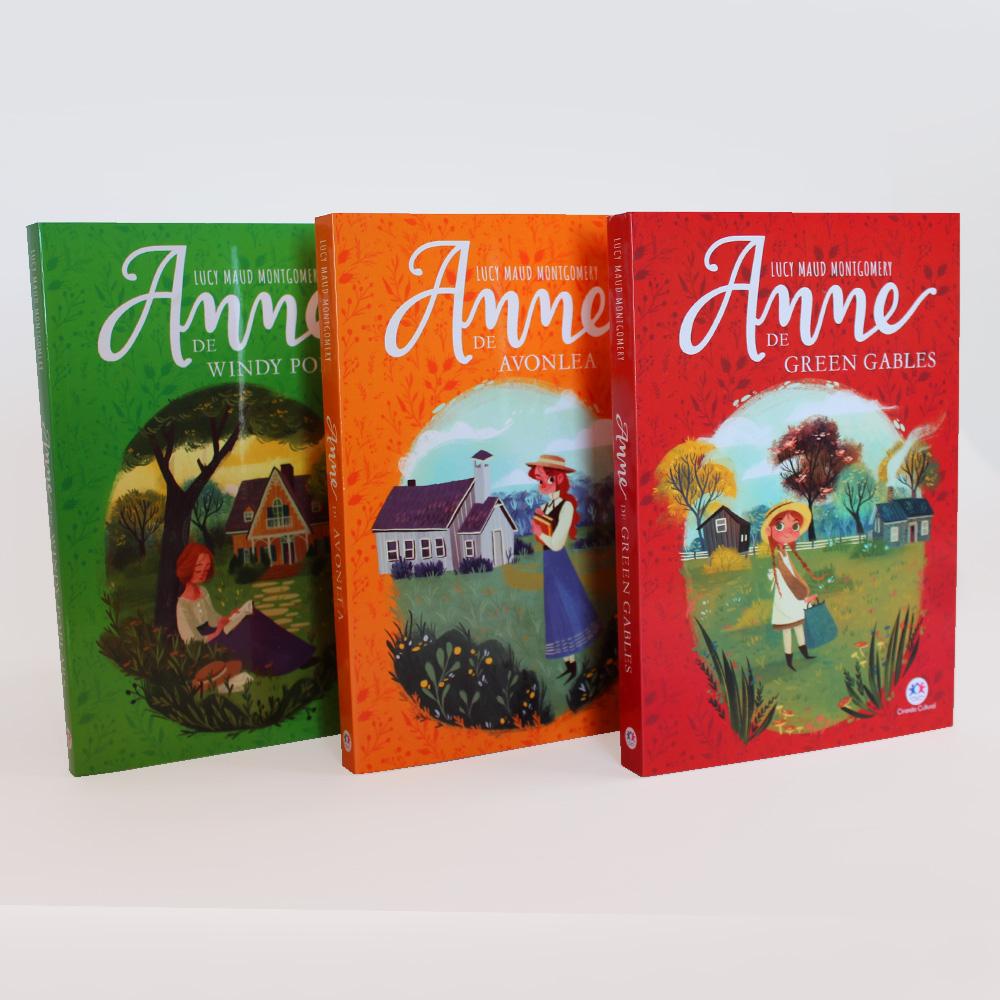 Kit Anne de Green Gables | 06 Livros