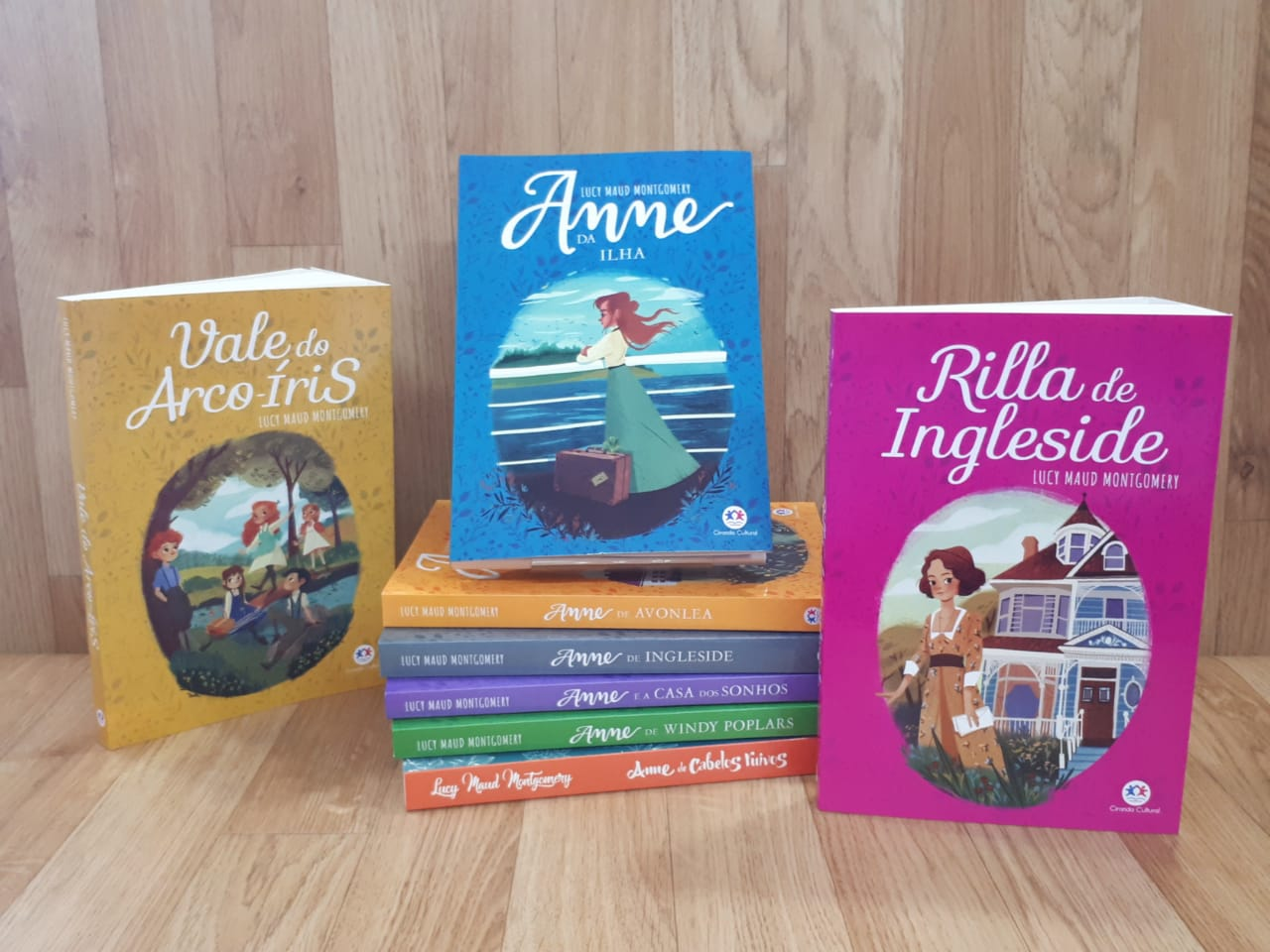 Kit Anne Green Gables - 08 Livros | Lucy Maud Montgomery