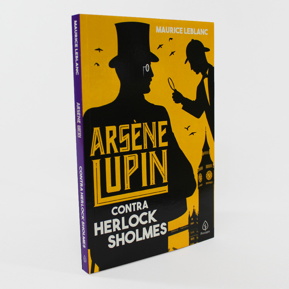 Kit Arsène Lupin | 03 Livros | Maurice LeBlanc | Ciranda