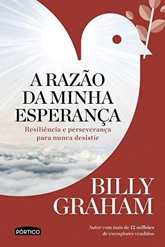 Kit Billy Graham - Razão da Minha Esperança   Dia a Dia Billy Graham