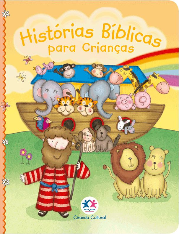 Kit Histórias Bíblicas Grandes Heróis
