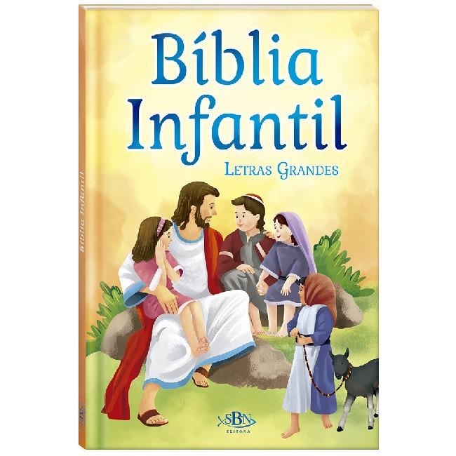 Kit Infantil Bíblico + Brinde Passaporte da Leitura