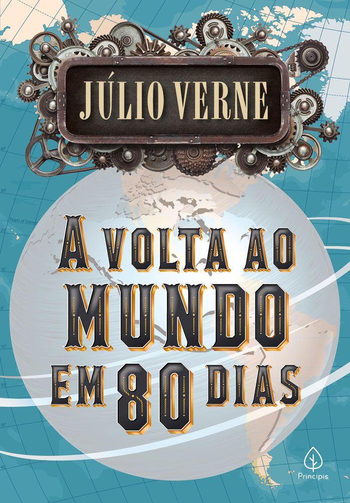 Kit Júlio Verne   03 Livros