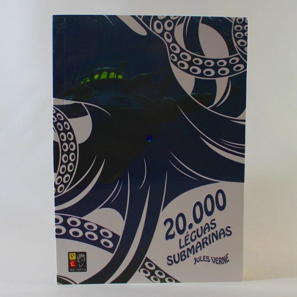 Kit Júlio Verne   3 Livros   Pé da Letra