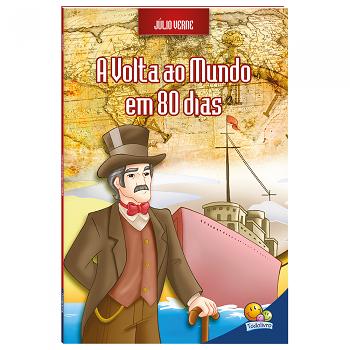 Kit Julio Verne Ilustrado | 04 Livros | Todolivro