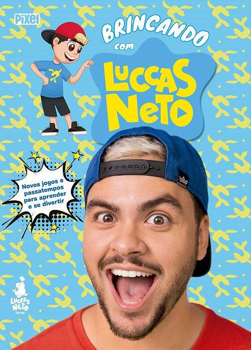 Kit Livrão Luccas Neto | 03 Livros