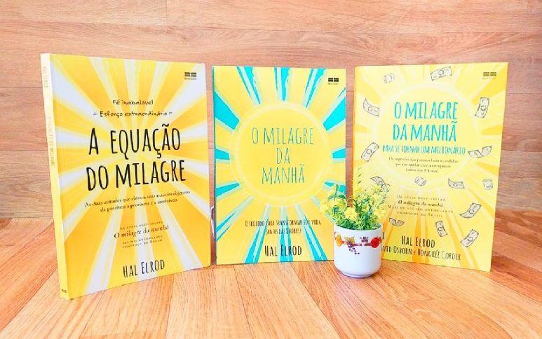 Kit Milagre da Manhã | Equação do Milagre | Milagre Manhã Milionário