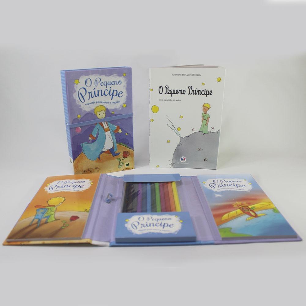 Kit O Pequeno Príncipe | 02 Livros