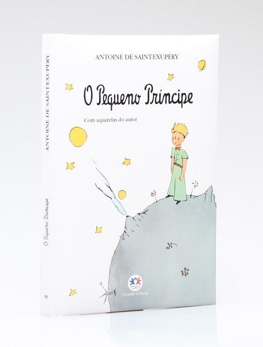Kit O Pequeno Príncipe   02 Livros