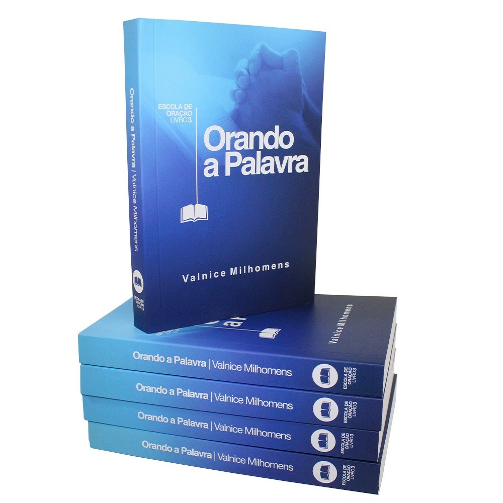 Kit Orando a Palavra | 05 Livros