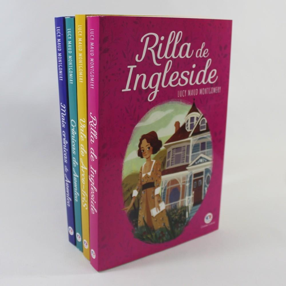 Kit Rilla de Ingleside | 4 Livros
