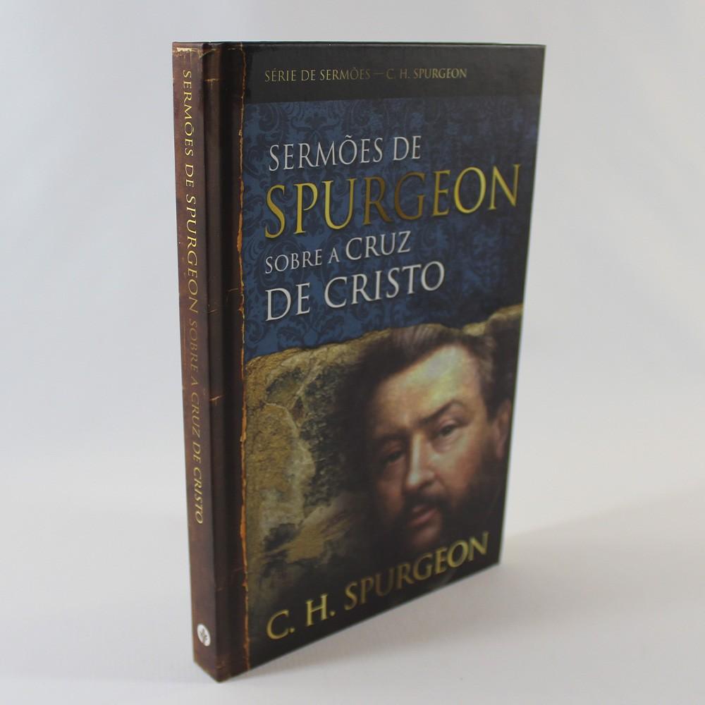Kit Sermões de Charles Spurgeon | Capa Dura | 4 Livros