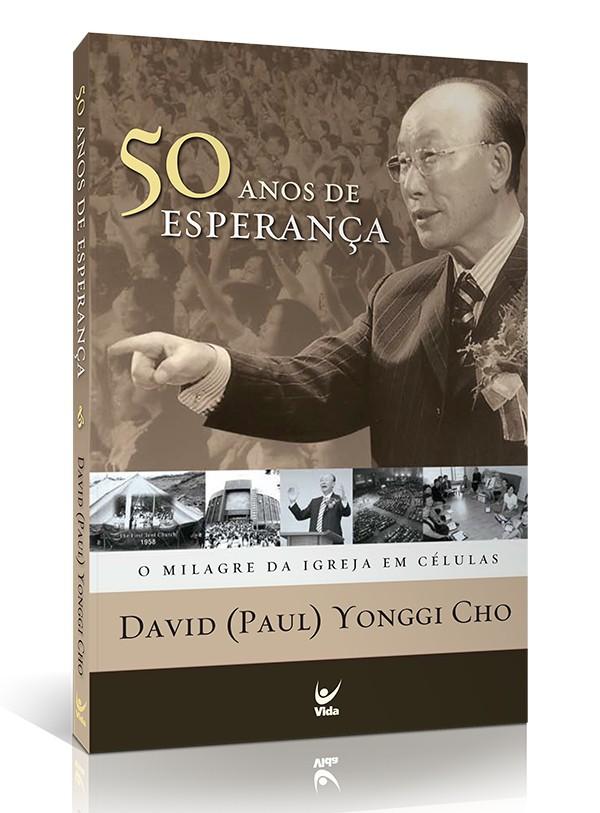 Livro 50 Anos de Esperança