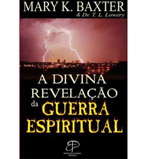 Livro A Divina Revelação da Guerra Espiritual