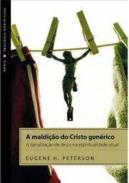 Livro A Maldição do Cristo Genérico