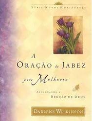 Livro A Oração de Jabez para Mulheres