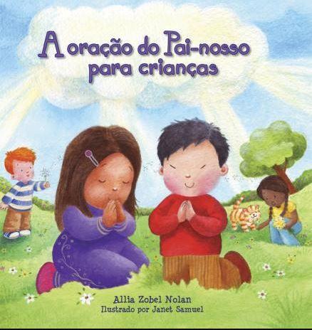 Livro A oração do Pai nosso para crianças