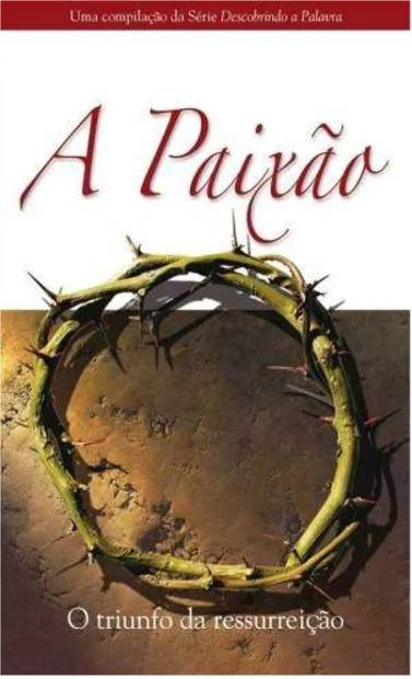 Livro A Paixão