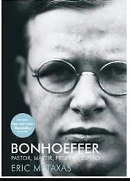 Livro Bonhoeffer