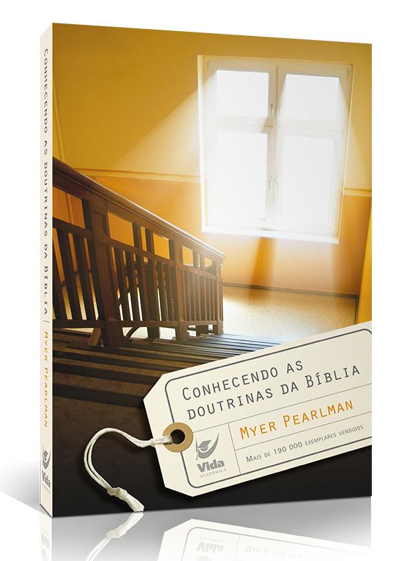 Livro Conhecendo as Doutrinas da Bíblia